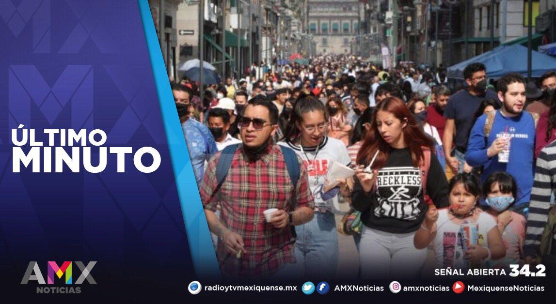 MÉXICO SUMA 21 MIL 224 CASOS ACTIVOS DE COVID-19