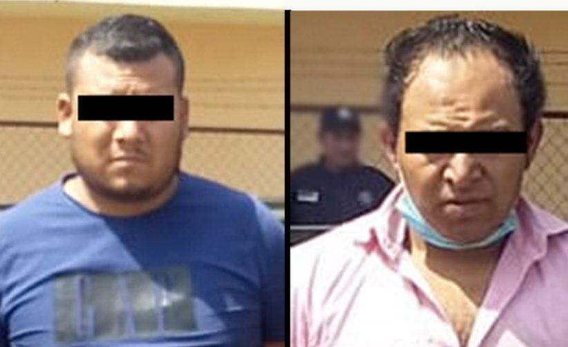 DETIENEN A DOS POSIBLES RESPONSABLES DE PORTACIÓN ILEGAL DE ARMA DE FUEGO