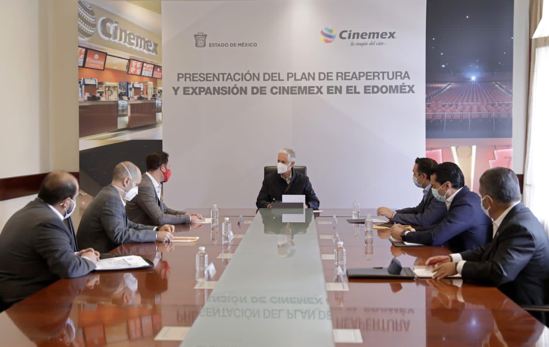 CINEMEX ALISTA REAPERTURA EN EDOMÉX CON DOS NUEVOS COMPLEJOS