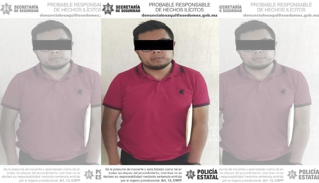 VEHÍCULO CON REPORTE DE ROBO ES RECUPERADO Y DETIENEN AL CONDUCTOR