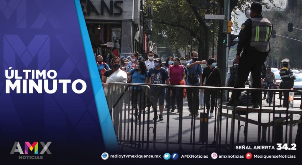MÉXICO ACUMULA 221 MIL 256 MUERTES A CAUSA DE COVID-19