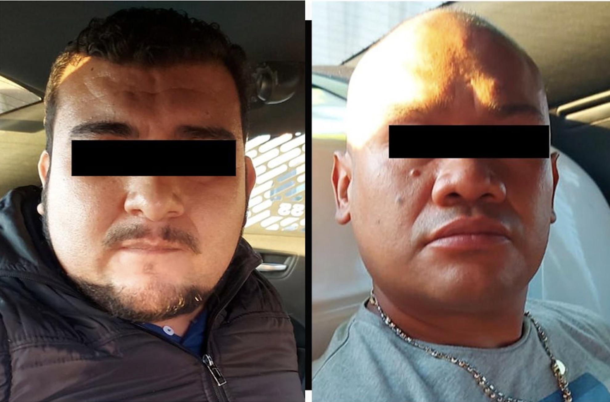 DETIENEN EN FLAGRANCIA A DOS SUJETOS POSIBLES IMPLICADOS EN EL DELITO DE ROBO DE VEHÍCULO