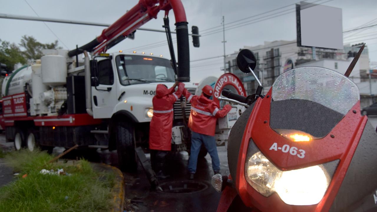 INSTALAN CAMPAMENTOS DEL GRUPO TLÁLOC EN 17 MUNICIPIOS DEL EDOMÉX