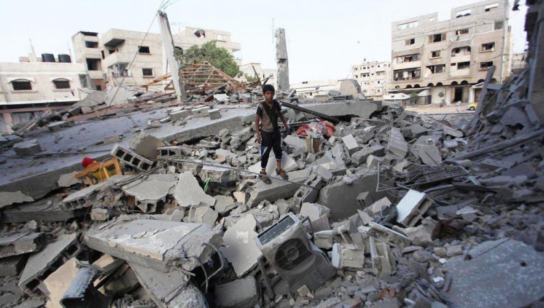 ATAQUES DE ISRAEL EN GAZA PODRÍAN CONSTITUIR CRÍMENES DE GUERRA: ONU