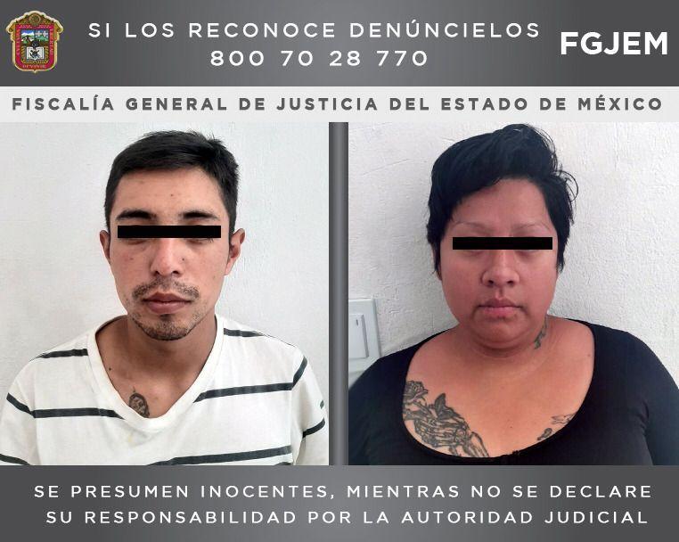 PROCESAN A DOS PERSONAS INVESTIGADAS POR EL HOMICIDIO DE UNA MUJER EN CHIMALHUACÁN