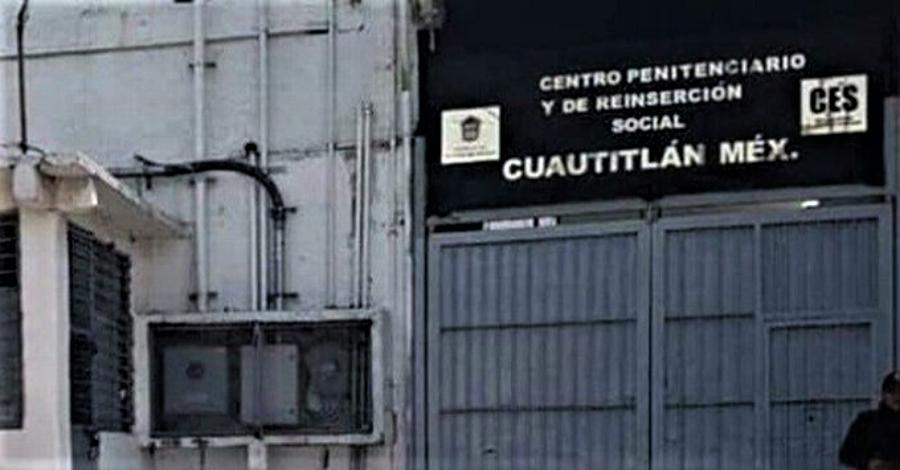 ACLARAN SUPUESTOS DISTURBIOS REGISTRADOS EN EL PENAL DE CUAUTITLÁN
