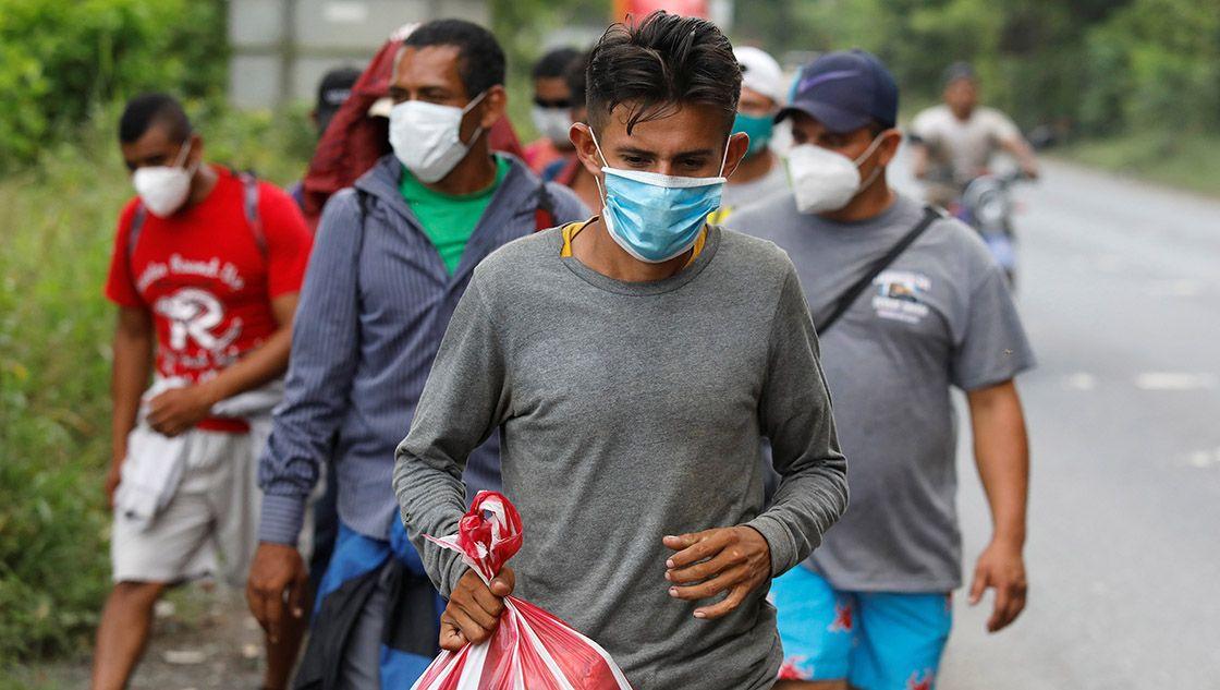 ESTADOS UNIDOS ANUNCIÓ EL FIN DE LA POLÍTICA DE PERMANENCIA EN MÉXICO