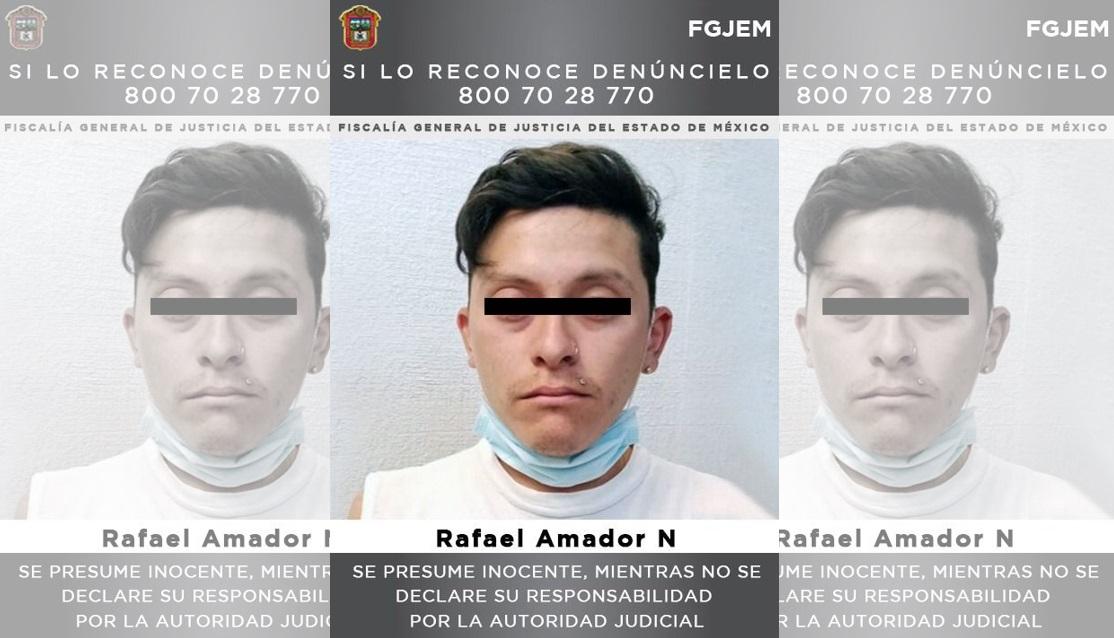 POR EL ASESINATO DE UNA MUJER EN NAUCALPAN PROCESAN A ESTE SUJETO