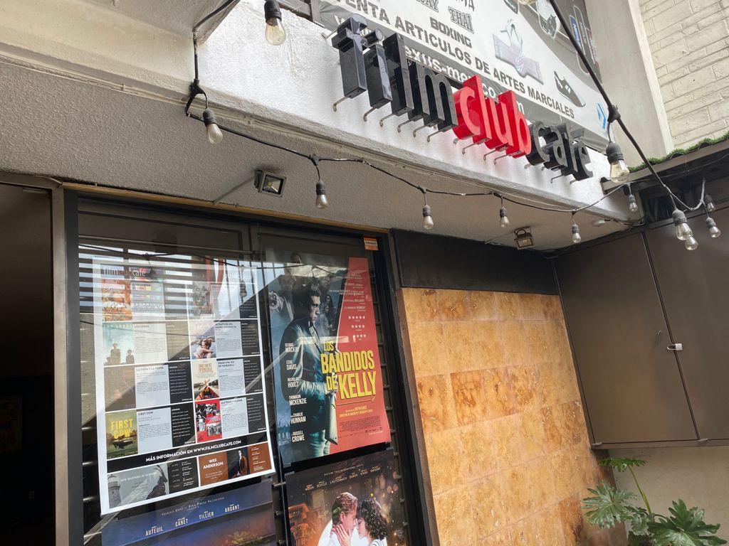 ¡FILM CLUB CAFÉ PIDE TU AYUDA!