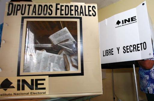 PRESENTA INE RESULTADOS DEL CONTEO RÁPIDO PARA ELECCIÓN DE DIPUTADOS FEDERALES