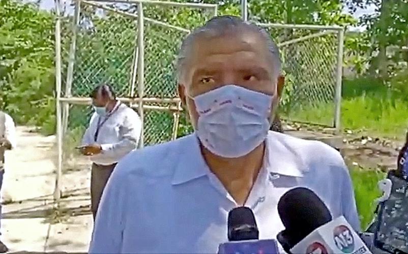 REGRESARÁ TABASCO AL SEMÁFORO NARANJA ANTE REPUNTE DE CASOS Y HOSPITALIZACIONES
