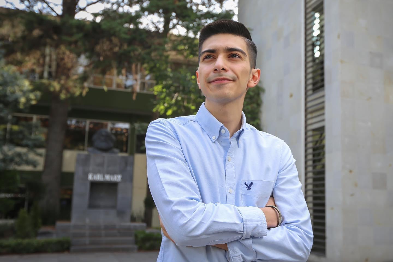 ESTUDIANTE DE LA UAEMEX REPRESENTÓ A MÉXICO EN FORO DE LA JUVENTUD DE LA UNODC