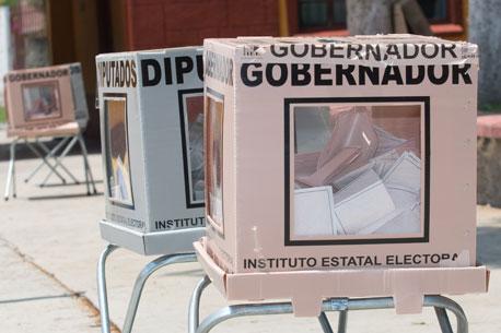 ASÍ VAN LOS RESULTADOS PRELIMINARES EN 15 ESTADOS CON ELECCIÓN A GOBERNADOR
