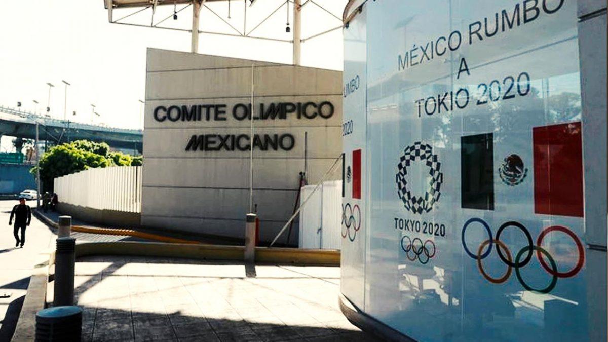 REANUDA ACTIVIDADES EL COMITÉ OLÍMPICO MEXICANO