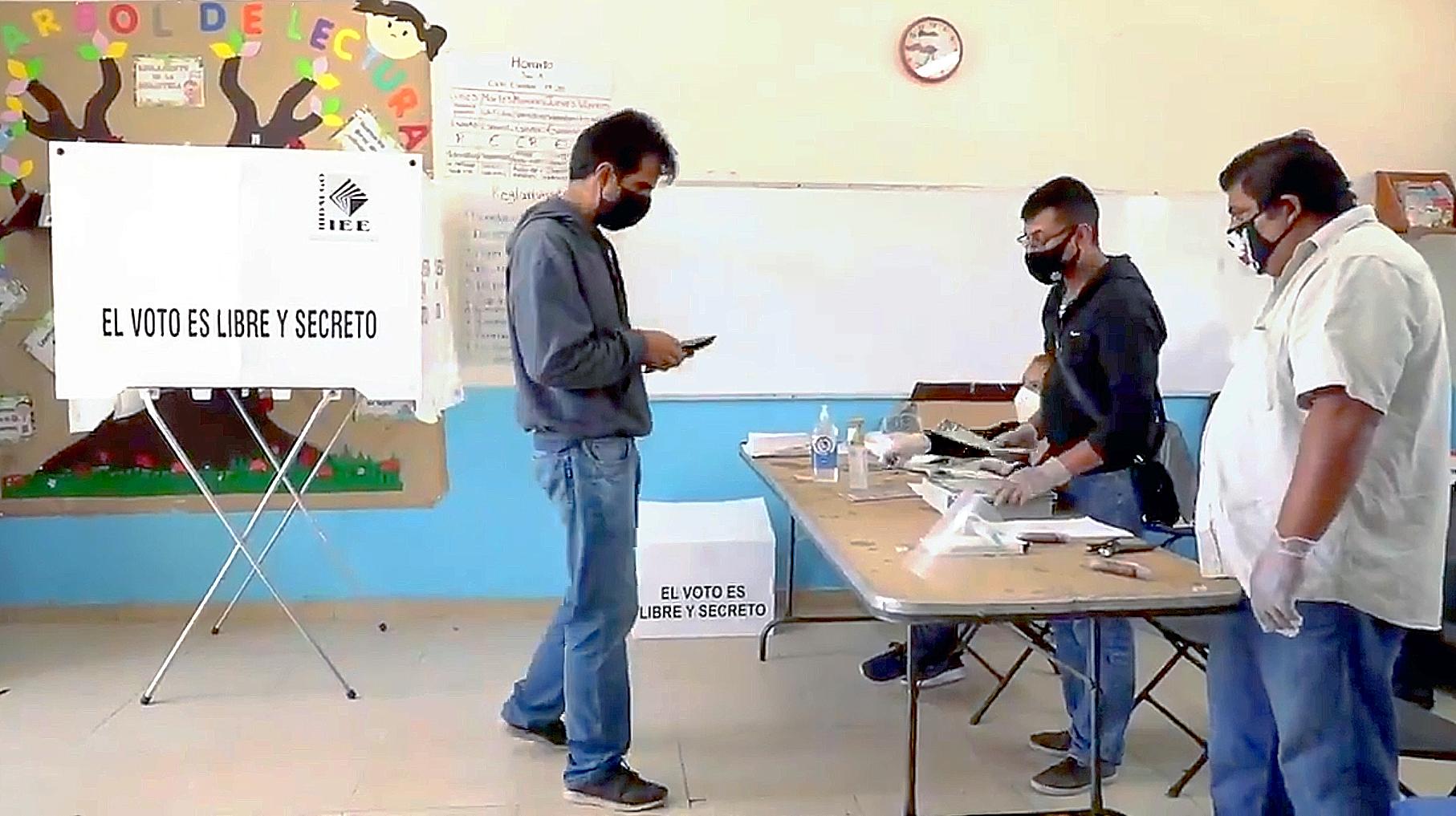 OBSERVADORES INTERNACIONALES RECONOCEN LA LABOR REALIZADA DURANTE LAS ELECCIONES