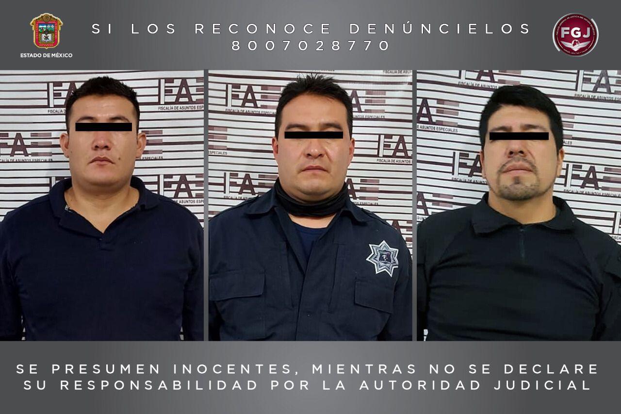 DICTAN PRISIÓN PREVENTIVA A POLICÍAS MUNICIPALES QUE BALEARON A CIUDADANOS DE TEMASCALCINGO