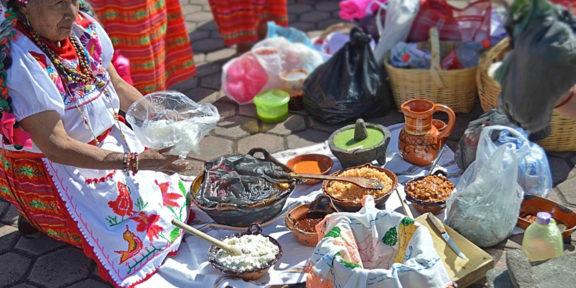 COCINA TRADICIONAL, EXPRESIÓN VIVA DE LA CULTURA INDÍGENA MEXIQUENSE