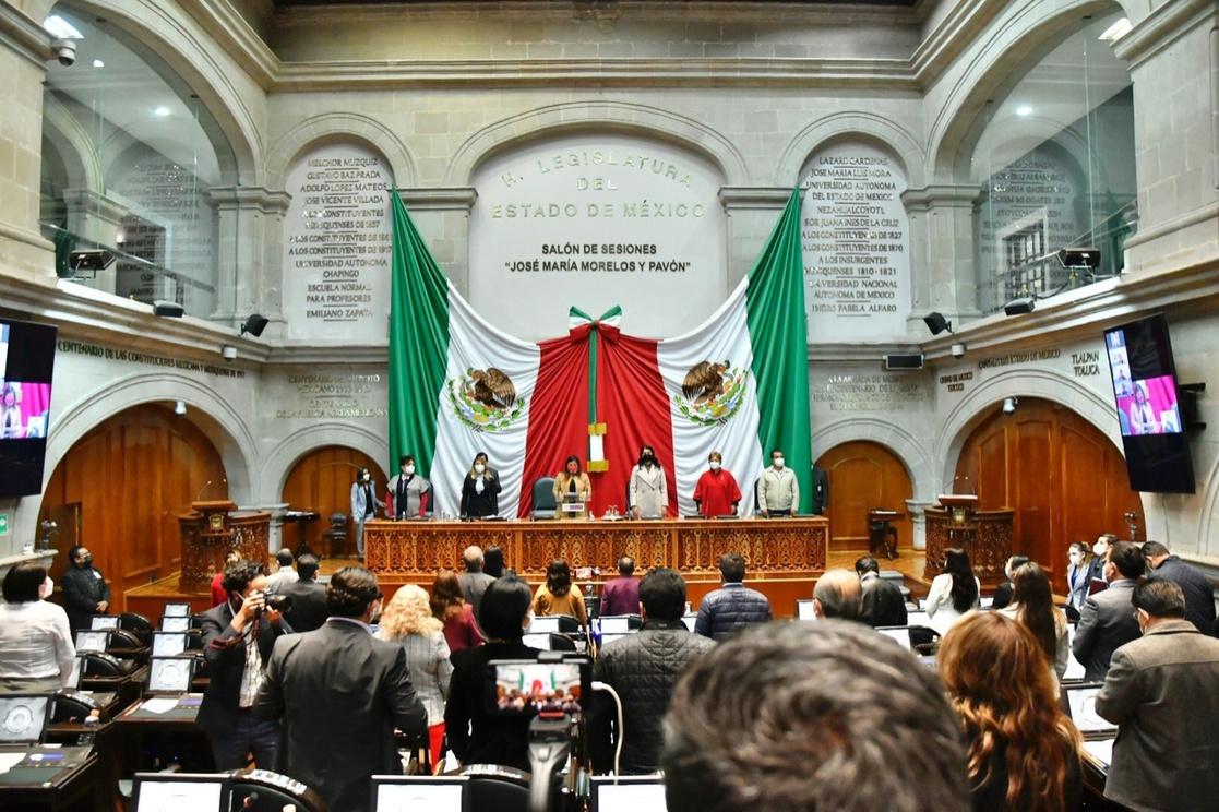 DIFUNDE IEEM LISTA DE DIPUTADOS LOCALES DE LA LXI LEGISLATURA DEL EDOMÉX