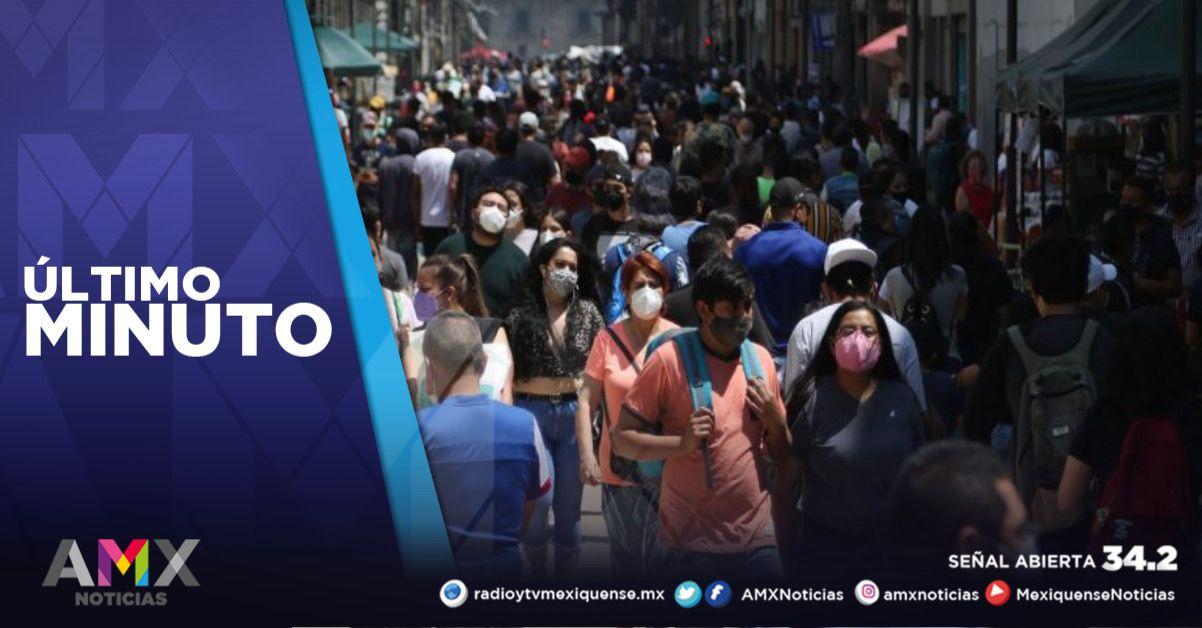 MÉXICO REGISTRA 230 MIL 624 DEFUNCIONES POR COVID-19