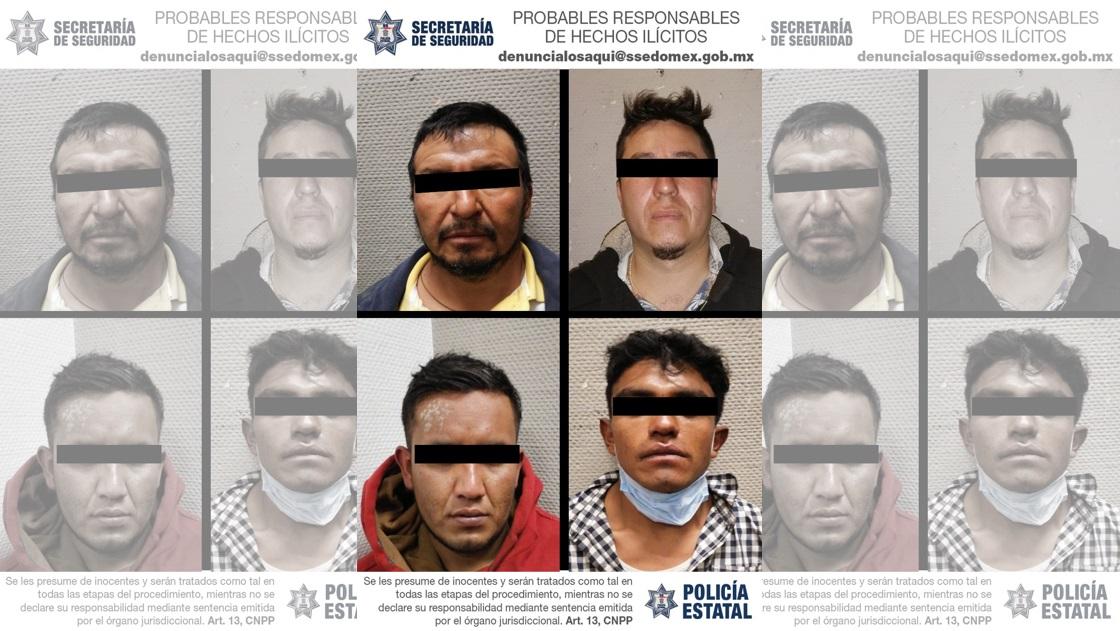 DETIENEN EN FLAGRANCIA A CUATRO PRESUNTOS TALAMONTES ILEGALES