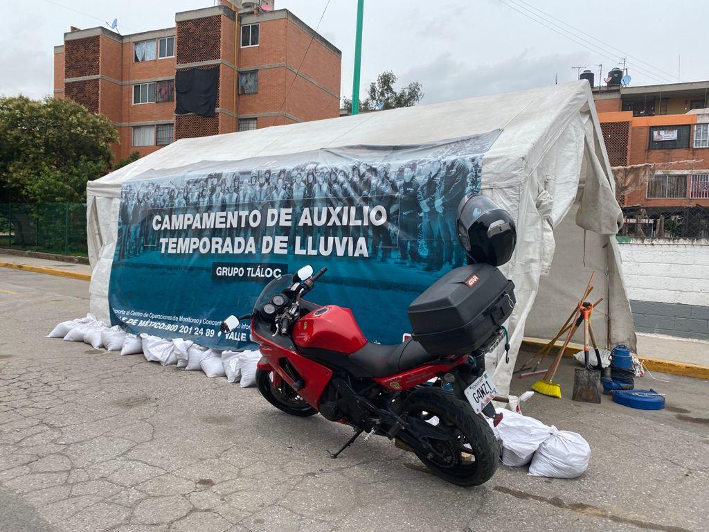 GRUPO TLÁLOC SUPERVISA LA PRESA EL ÁNGULO