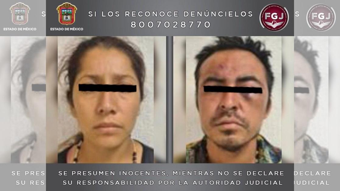 DOS PERSONAS INVESTIGADAS POR UN HOMICIDIO OCURRIDO EN EL EDOMÉX FUERON DETENIDAS EN SONORA
